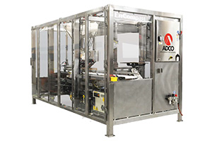 ADCO EnCompass® RCP-15 Compact and Flexible Robotic Case Packer