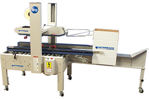 Uniform Semi-Auto Flap Folder Case Sealer