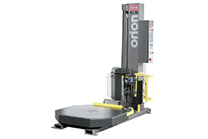 Orion Portable Automatic Stretch Wrapping System Flex HPA High Profile Automatic
