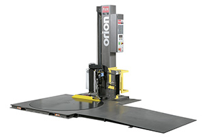 Orion Portable Automatic Stretch Wrapping System Flex LPA Low Profile Automatic
