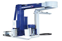 Robopac Rototech Automatic Overhead Stretch Wrapping Machine
