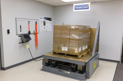 Technical Support: Packaging Testing Services | Victory