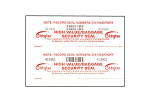High Value/Baggage Security Seal