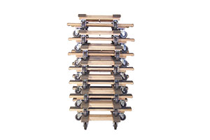 "Stackable ""H"" Dolly"