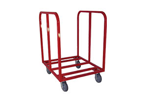 Heavy-Duty Fixed Bar   Panel Cart